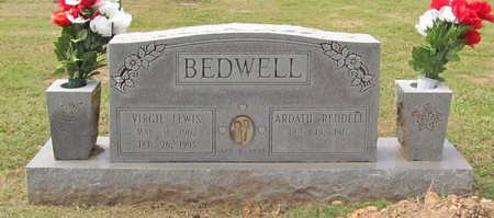 BEDWELL, VIRGIL LEWIS - Benton County, Arkansas | VIRGIL LEWIS BEDWELL - Arkansas Gravestone Photos