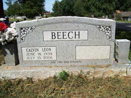 BEECH, CALVIN LEON - Benton County, Arkansas | CALVIN LEON BEECH - Arkansas Gravestone Photos