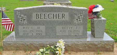 BEECHER, RAY LESTER, JR. - Benton County, Arkansas | RAY LESTER, JR. BEECHER - Arkansas Gravestone Photos