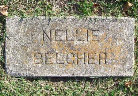 BELCHER, NELLIE - Benton County, Arkansas | NELLIE BELCHER - Arkansas Gravestone Photos