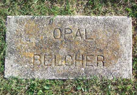 BELCHER, OPAL - Benton County, Arkansas | OPAL BELCHER - Arkansas Gravestone Photos