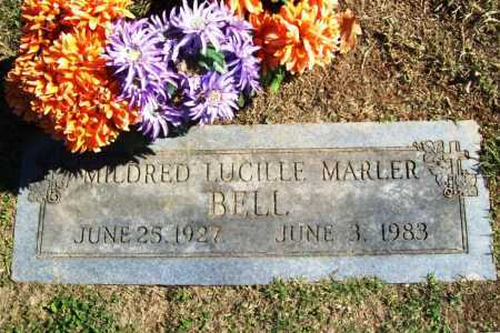 "BELL, MILDRED LUCILLE ""LUCY"" - Benton County, Arkansas 