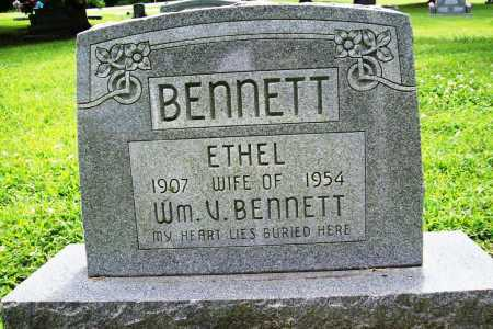 BENNETT, ETHEL - Benton County, Arkansas | ETHEL BENNETT - Arkansas Gravestone Photos