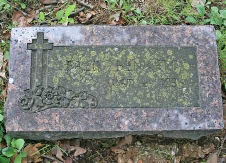 BENNETT, FRED - Benton County, Arkansas   FRED BENNETT - Arkansas Gravestone Photos