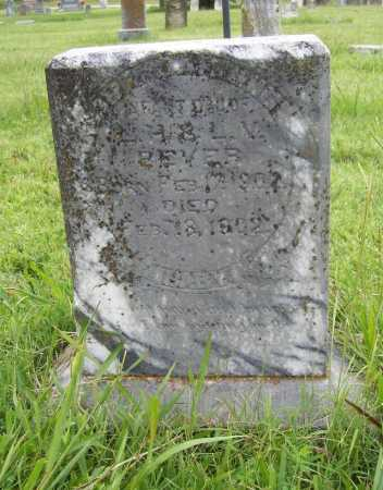 BEVER, INFANT DAUGHTER - Benton County, Arkansas | INFANT DAUGHTER BEVER - Arkansas Gravestone Photos