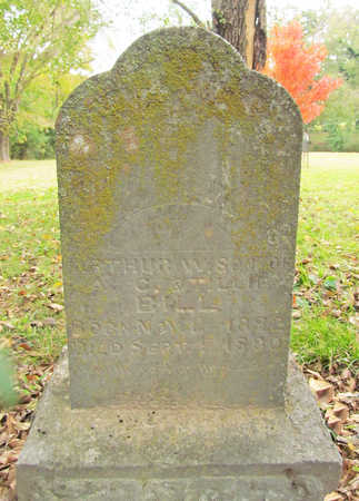 BILL, ARTHUR W - Benton County, Arkansas | ARTHUR W BILL - Arkansas Gravestone Photos