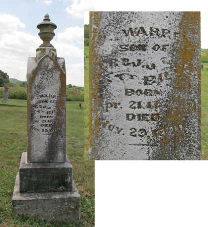 BILLS, J WARREN - Benton County, Arkansas | J WARREN BILLS - Arkansas Gravestone Photos