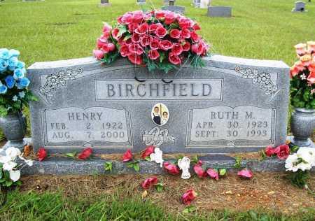 BIRCHFIELD, RUTH M. - Benton County, Arkansas | RUTH M. BIRCHFIELD - Arkansas Gravestone Photos