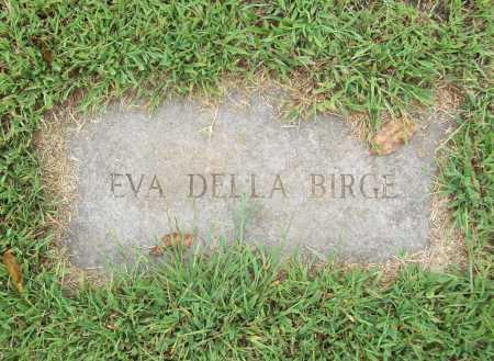 BIRGE, EVA DELLA - Benton County, Arkansas | EVA DELLA BIRGE - Arkansas Gravestone Photos