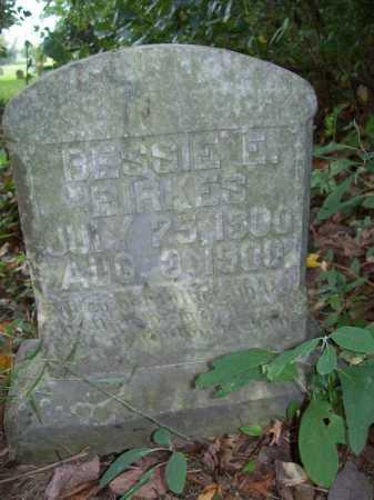 BIRKES, BESSIE E. - Benton County, Arkansas | BESSIE E. BIRKES - Arkansas Gravestone Photos