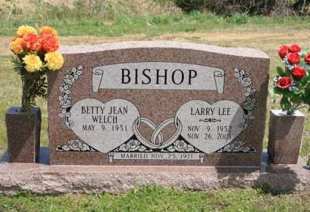 BISHOP, LARRY LEE - Benton County, Arkansas | LARRY LEE BISHOP - Arkansas Gravestone Photos