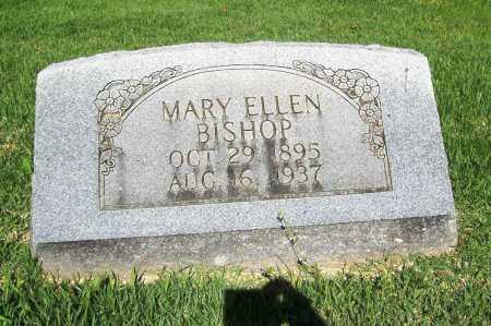 BISHOP, MARY ELLEN - Benton County, Arkansas | MARY ELLEN BISHOP - Arkansas Gravestone Photos