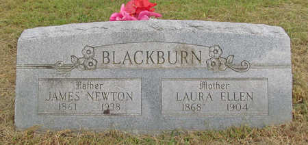 BLACKBURN, JAMES NEWTON - Benton County, Arkansas | JAMES NEWTON BLACKBURN - Arkansas Gravestone Photos