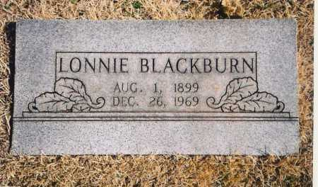 BLACKBURN, LONNIE - Benton County, Arkansas | LONNIE BLACKBURN - Arkansas Gravestone Photos