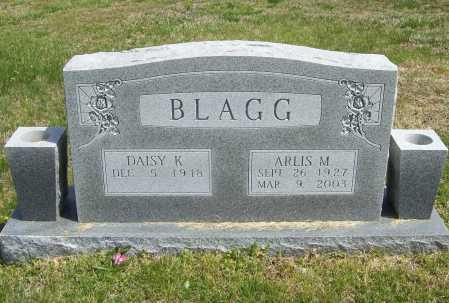 BLAGG, ARLIS MONROE - Benton County, Arkansas | ARLIS MONROE BLAGG - Arkansas Gravestone Photos