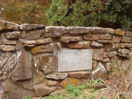 *BLAGG-DUCKWORTH CEMETERY HIST,  - Benton County, Arkansas |  *BLAGG-DUCKWORTH CEMETERY HIST - Arkansas Gravestone Photos
