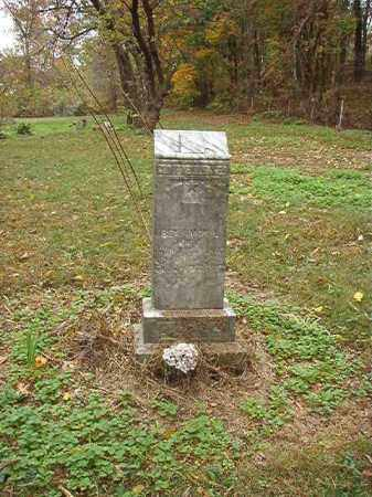 BLAGG, UNKNOWM - Benton County, Arkansas | UNKNOWM BLAGG - Arkansas Gravestone Photos