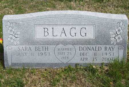 BLAGG (VETERAN), DONALD RAY - Benton County, Arkansas | DONALD RAY BLAGG (VETERAN) - Arkansas Gravestone Photos