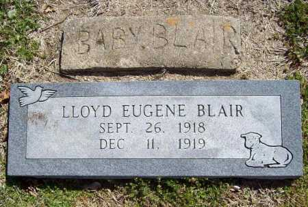 BLAIR, LLOYD EUGENE - Benton County, Arkansas | LLOYD EUGENE BLAIR - Arkansas Gravestone Photos