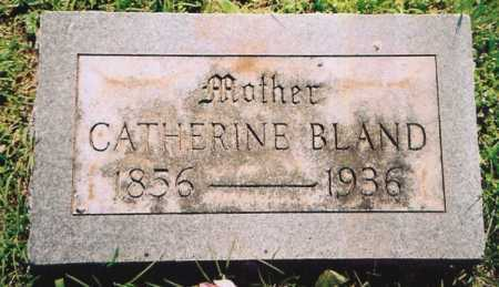 BLAND, AMANDA CATHERINE - Benton County, Arkansas | AMANDA CATHERINE BLAND - Arkansas Gravestone Photos