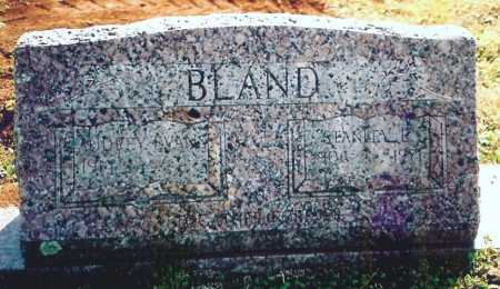EVANS BLAND, AUDREY M. - Benton County, Arkansas | AUDREY M. EVANS BLAND - Arkansas Gravestone Photos