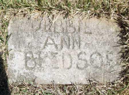 BLEDSOE, DEBBIE ANN - Benton County, Arkansas | DEBBIE ANN BLEDSOE - Arkansas Gravestone Photos