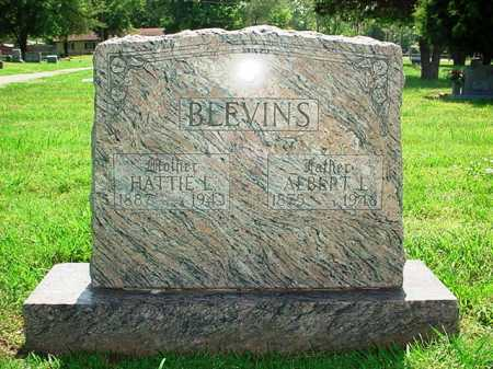BLEVINS, HATTIE L. - Benton County, Arkansas | HATTIE L. BLEVINS - Arkansas Gravestone Photos