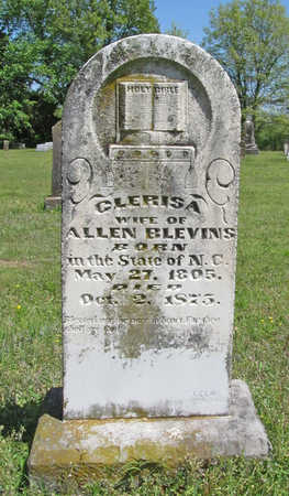BLEVINS, CLERISA - Benton County, Arkansas | CLERISA BLEVINS - Arkansas Gravestone Photos