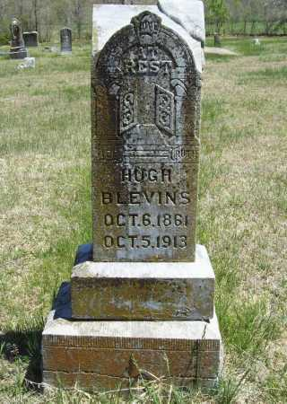 BLEVINS, HUGH - Benton County, Arkansas | HUGH BLEVINS - Arkansas Gravestone Photos