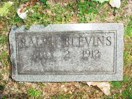 BLEVINS, RALPH - Benton County, Arkansas | RALPH BLEVINS - Arkansas Gravestone Photos