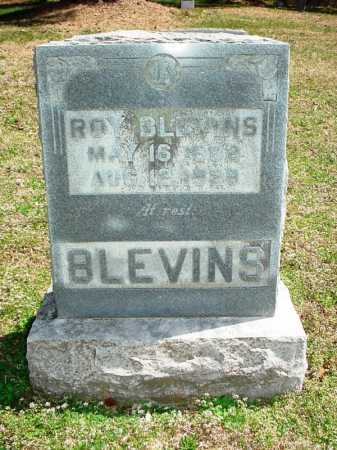 BLEVINS, ROY - Benton County, Arkansas | ROY BLEVINS - Arkansas Gravestone Photos