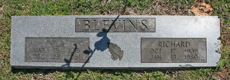 BLEVINS, NILA - Benton County, Arkansas | NILA BLEVINS - Arkansas Gravestone Photos