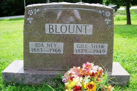 BLOUNT, IDA - Benton County, Arkansas | IDA BLOUNT - Arkansas Gravestone Photos