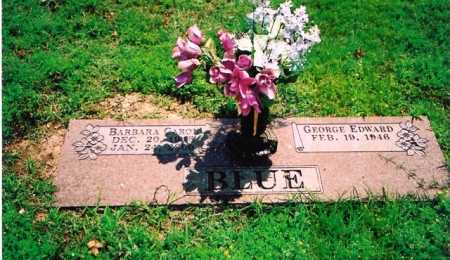 BLUE, BARBARA CAROL - Benton County, Arkansas | BARBARA CAROL BLUE - Arkansas Gravestone Photos