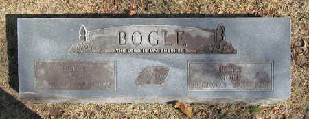 BOGLE, NOEL - Benton County, Arkansas | NOEL BOGLE - Arkansas Gravestone Photos