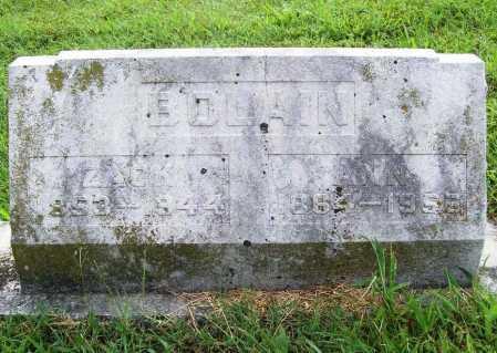 BOLAIN, ANN - Benton County, Arkansas | ANN BOLAIN - Arkansas Gravestone Photos