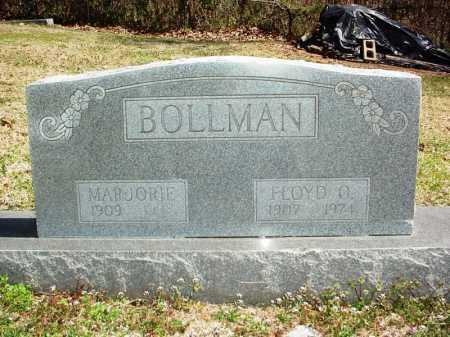 BOLLMAN, MARJORIE - Benton County, Arkansas | MARJORIE BOLLMAN - Arkansas Gravestone Photos