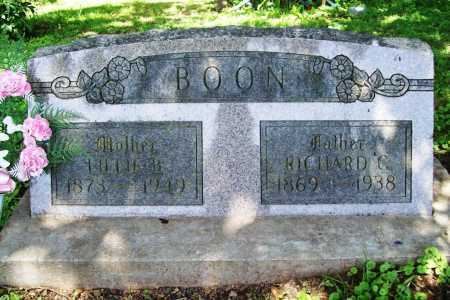 BOON, LILLIE B. - Benton County, Arkansas | LILLIE B. BOON - Arkansas Gravestone Photos