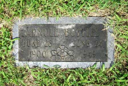 BOTTLES, ARNOLD - Benton County, Arkansas | ARNOLD BOTTLES - Arkansas Gravestone Photos