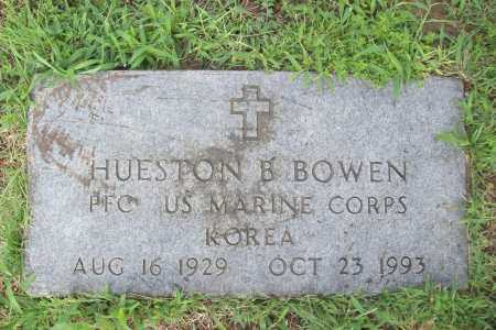 BOWEN (VETERAN KOR), HUESTON B. - Benton County, Arkansas | HUESTON B. BOWEN (VETERAN KOR) - Arkansas Gravestone Photos