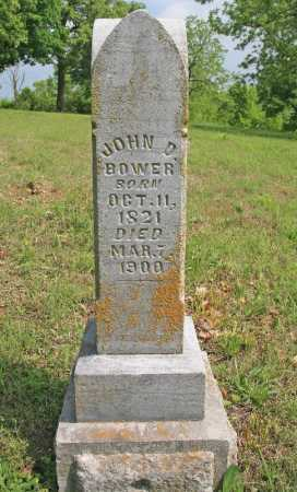 BOWER, JOHN D - Benton County, Arkansas | JOHN D BOWER - Arkansas Gravestone Photos