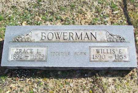 BOWERMAN, GRACE L. - Benton County, Arkansas | GRACE L. BOWERMAN - Arkansas Gravestone Photos