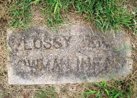 BOWMAN, INFANT - Benton County, Arkansas | INFANT BOWMAN - Arkansas Gravestone Photos