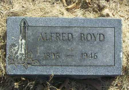 BOYD, ALFRED - Benton County, Arkansas | ALFRED BOYD - Arkansas Gravestone Photos