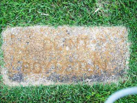 BOYDSTUN, CLINT - Benton County, Arkansas | CLINT BOYDSTUN - Arkansas Gravestone Photos