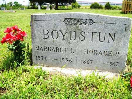 BOYDSTUN, MARGARET I. - Benton County, Arkansas | MARGARET I. BOYDSTUN - Arkansas Gravestone Photos