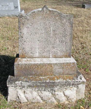 BOYDSTUN, J. P. C. - Benton County, Arkansas | J. P. C. BOYDSTUN - Arkansas Gravestone Photos