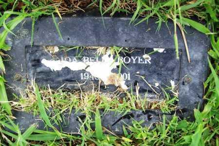 BOYER, IDA BELLE - Benton County, Arkansas | IDA BELLE BOYER - Arkansas Gravestone Photos