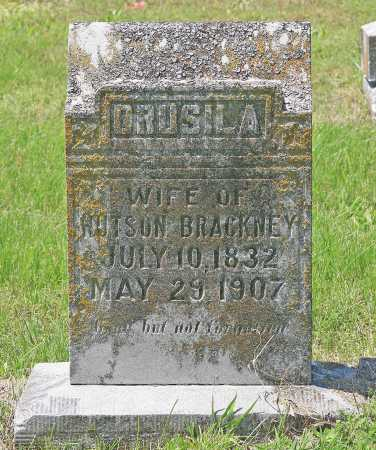 BRACKNEY, DRUSILA - Benton County, Arkansas | DRUSILA BRACKNEY - Arkansas Gravestone Photos