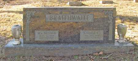 BRAITHWAITE, WILLIAM MINTER - Benton County, Arkansas | WILLIAM MINTER BRAITHWAITE - Arkansas Gravestone Photos